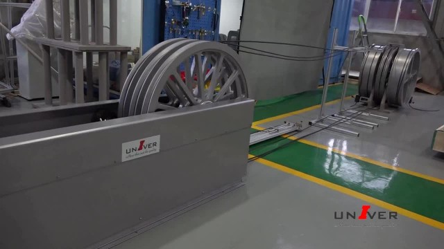 Optical cable tensile crush testing machine thumbnail image