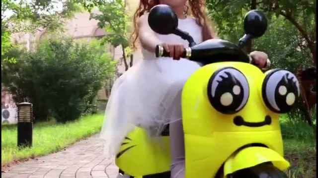 bee kid motorcycle