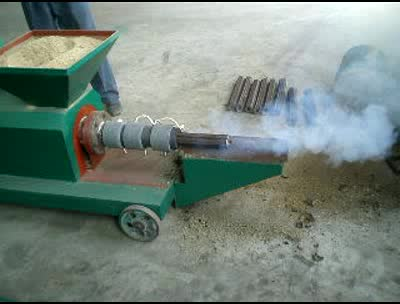 charcoal making machine thumbnail image