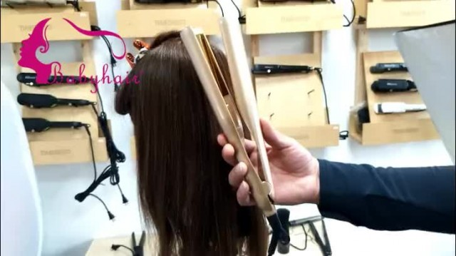 New 2 in 1 hair straightener and curler thumbnail image