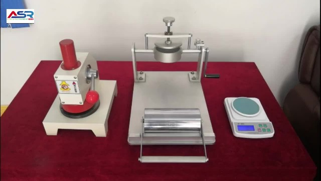 Cobb Water Absorption Paper Testing Machine thumbnail image