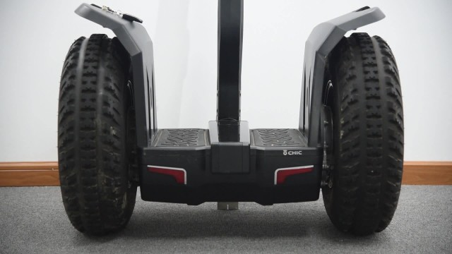 Chic All-Terrain Tire hoverboard scooter thumbnail image