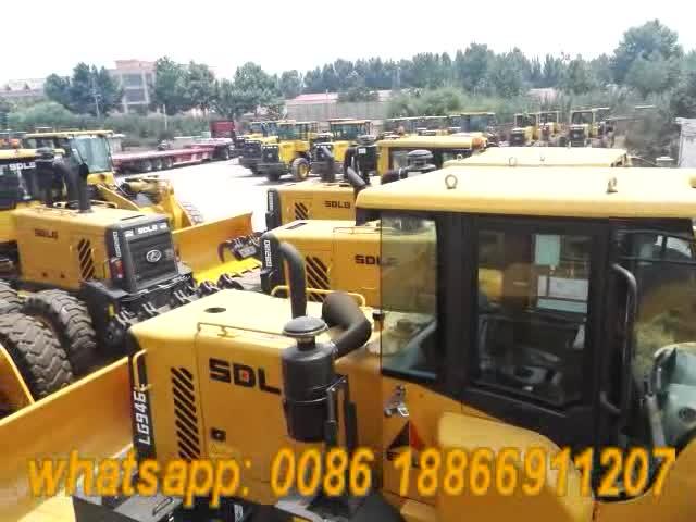 SDLG 4ton LG946L Wheel loader