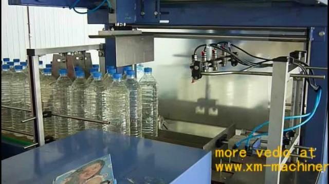 bottle water, beverage packing machine