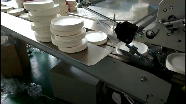 plastic plate/container/lid packaging machine thumbnail image