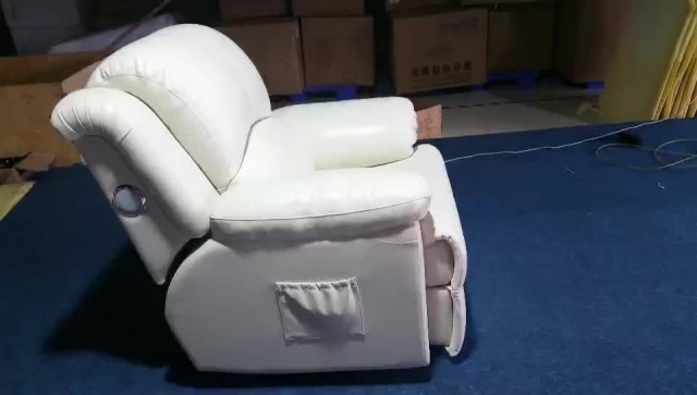 VIP cinema sofa chair with power and music thumbnail image
