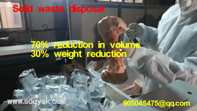 solid waste disposal garbage management