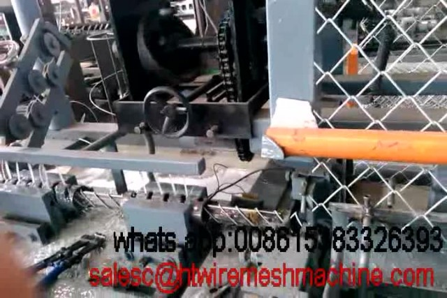 Automatic Chain Link Fence Machine thumbnail image