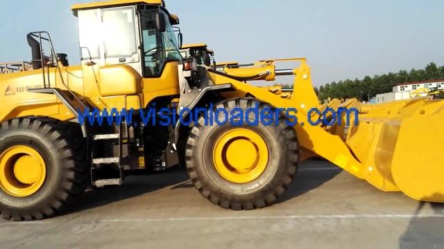 SDLG L968F WHEEL LOADER thumbnail image