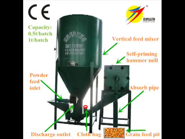Corn feed hammer mill  thumbnail image