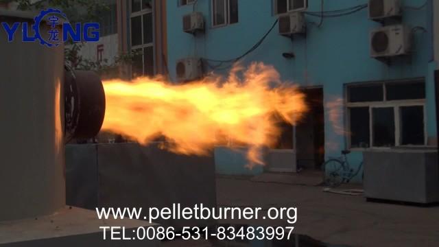 Biomass Pellet burners,biomass pellet Boiler, thumbnail image