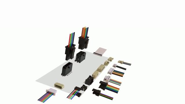 Konnra Electronics connectors thumbnail image