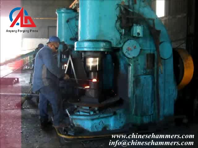 Pneumatic Forging Hammer forge steel ball thumbnail image