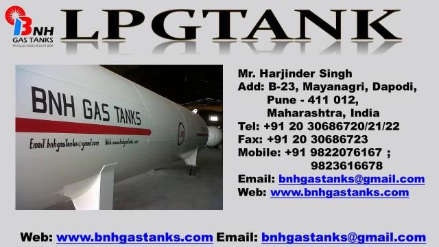 LPG Tank- BNH Gas Tanks thumbnail image