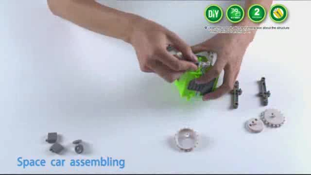 assembly 4 in 1 diy robot toy thumbnail image