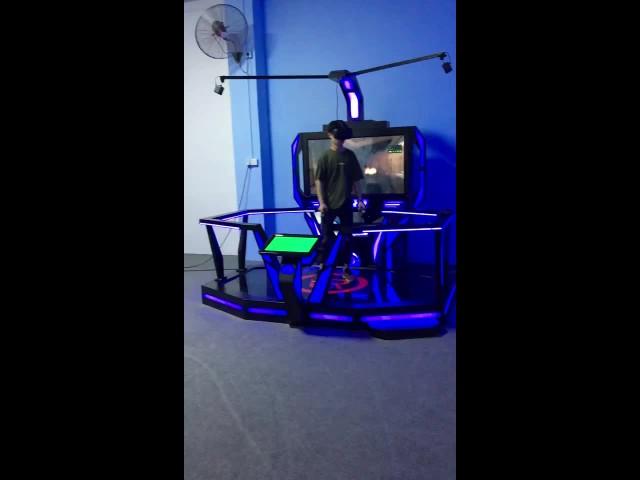 HTC vive VR  virtual reality simulator