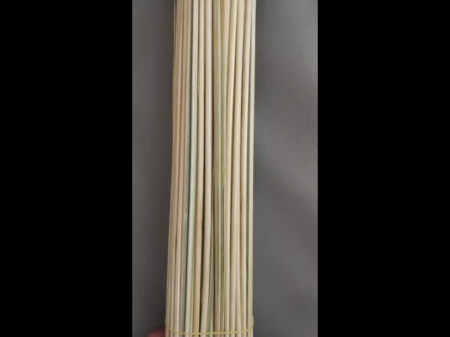 Eco-friendly 100% natural bamboo skewer