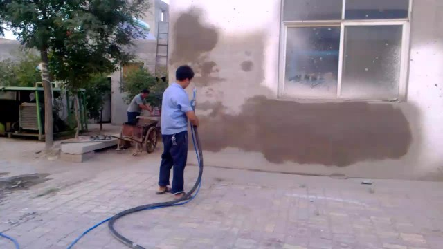 cement /mortar spraying machine thumbnail image
