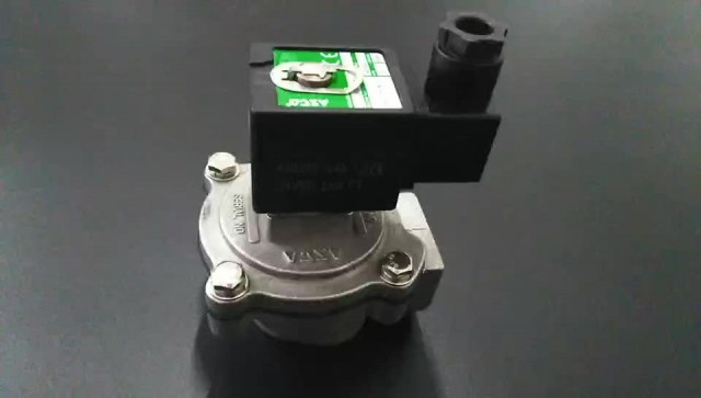 24 DC Pulse valves with alloy material thumbnail image