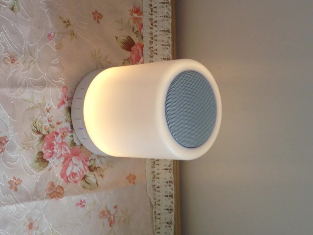 Lighting Bluetooth Speaker