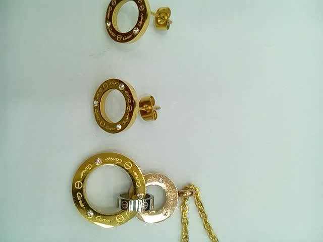New season popular jewelry,Necklace gold plated thumbnail image