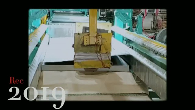 304 430 316 STAINLESS STEEL SHEET COIL Process