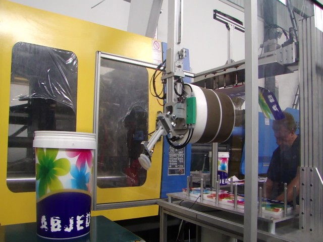 IML High Speed Molding Machine thumbnail image