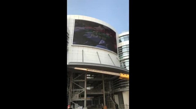 P10 outdoor led display thumbnail image