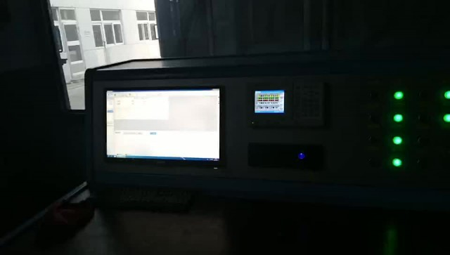test for diesel generator set thumbnail image