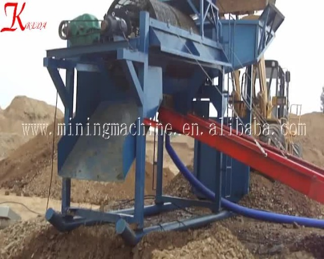 Keda Gold mining machine KDTJ-50