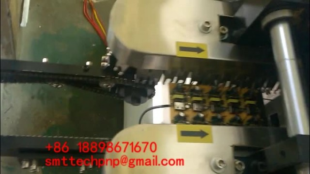 DIP lead free wave soldering machine thumbnail image