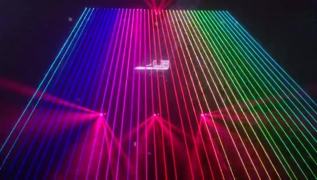 Barrage RGB 1500 Laser Array Video 1 thumbnail image