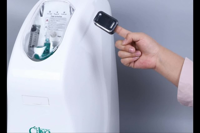 Medical Oxygen Concentrator thumbnail image