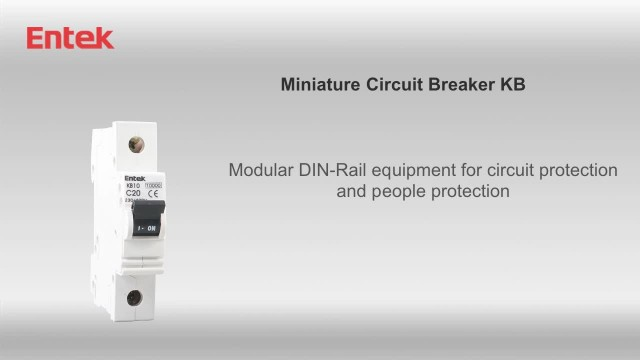 ENTE MCB (Miniature Circuit Breaker)
