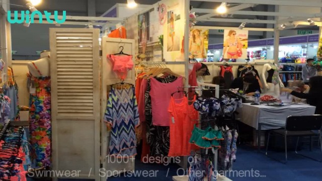 15+ years BSCI Factory for swimwear and sportswear