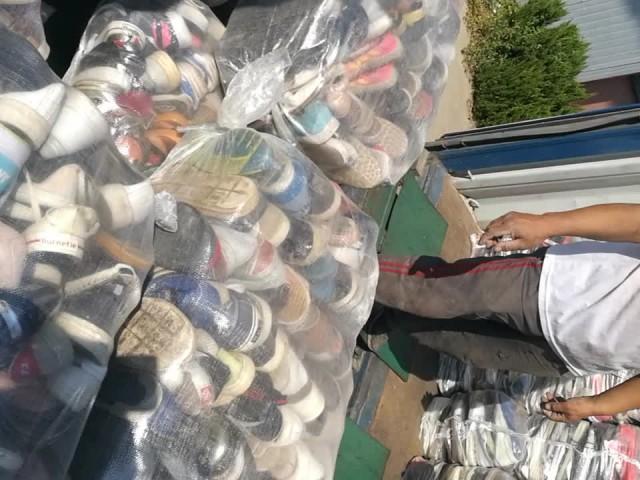 loading shoes