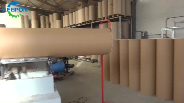 LJT-2D Paper Tube Winding Machine thumbnail image