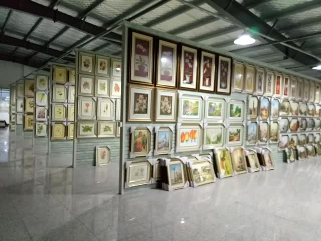 Hualun Guanse Decorative Picture Frame Artworks thumbnail image
