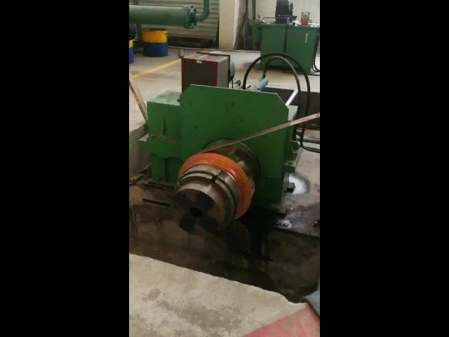 rolling mill for copper busbar thumbnail image