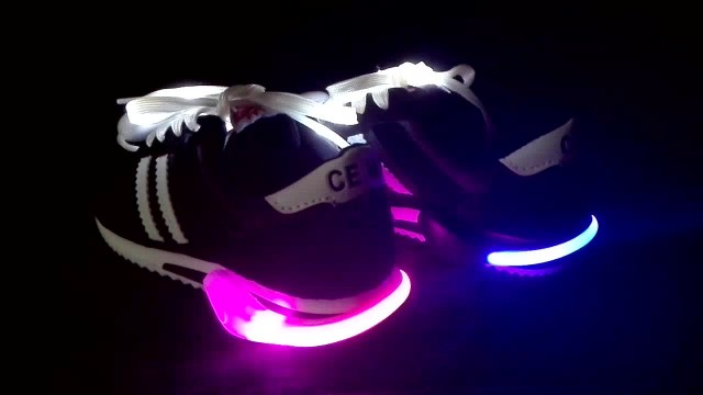 How to Use the Led Shoe Clips thumbnail image