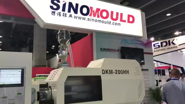 High speed injection molding machine thumbnail image