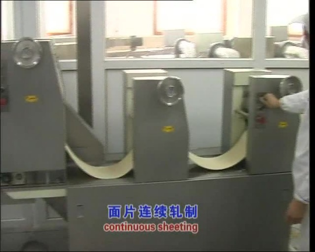 MT5-215 Fresh Noodle Making Machine thumbnail image