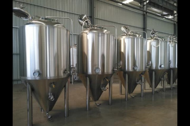 Beer brewery equipment thumbnail image