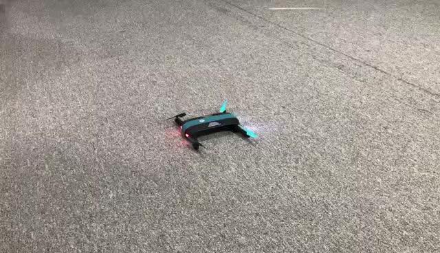 K12HWF flying video