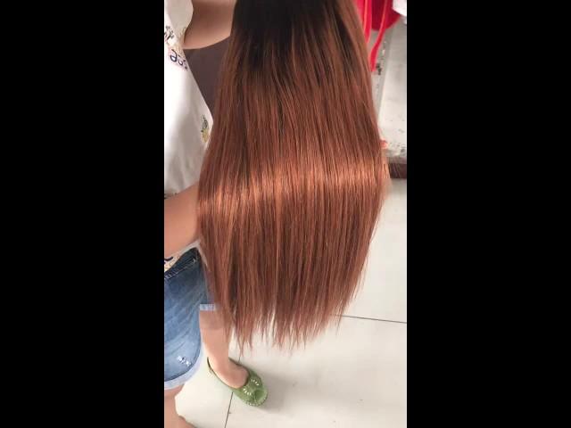 1b27 Straight Human Hair Perruque thumbnail image