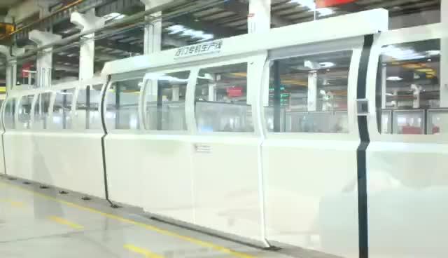Manufacture factory - Joylive Elevator