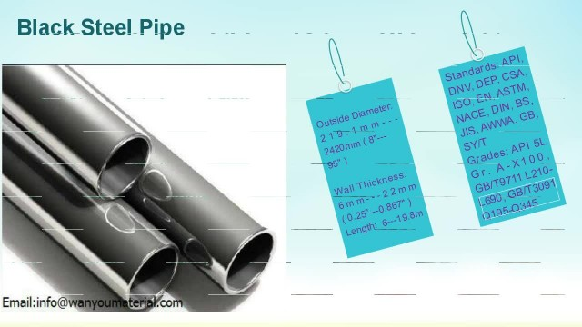 Many kinds of steel pipe thumbnail image