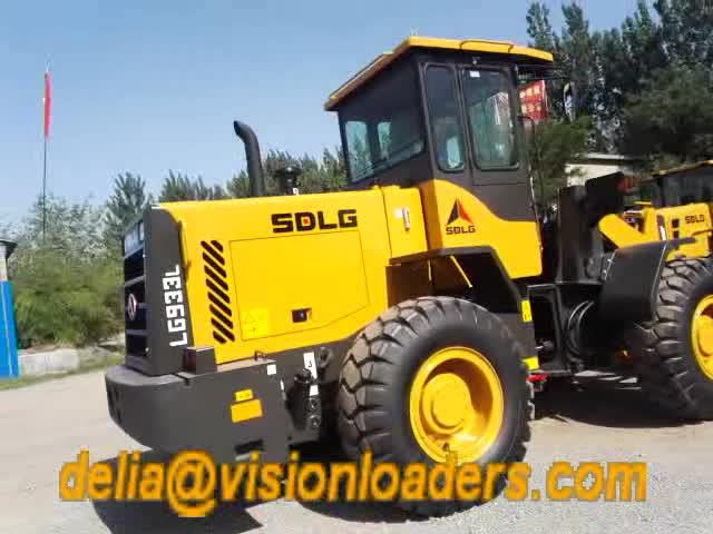 SDLG LG933L  Wheel loader thumbnail image
