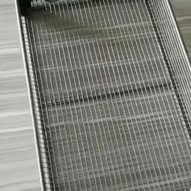 Stainless Steel Instruments Sterilized Basket thumbnail image
