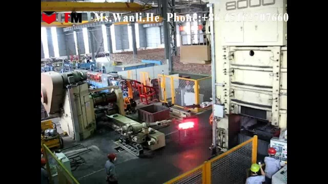 Engine crankshaft automatic forging line  thumbnail image